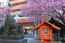 Kuramae Jinja Shrine, Taito, Japan