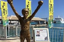 Yoko Gushiken Monument, Ishigaki, Japan