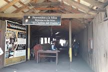 Chiflon del Diablo Mine, Lota, Chile