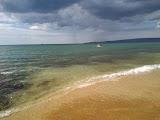 Пляж поселка Береговое в Феодосии