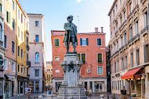 Monumento Storico a Carlo Goldoni, Venice, Italy