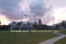 Municipal Park Hyacinthe Bastaraud, Baie-Mahault, Guadeloupe