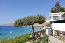 Pefkos Beach, Pefkos, Greece