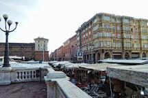 Piazza Otto Agosto, Bologna, Italy