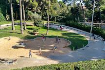 Parc de Joan Reventos, Barcelona, Spain