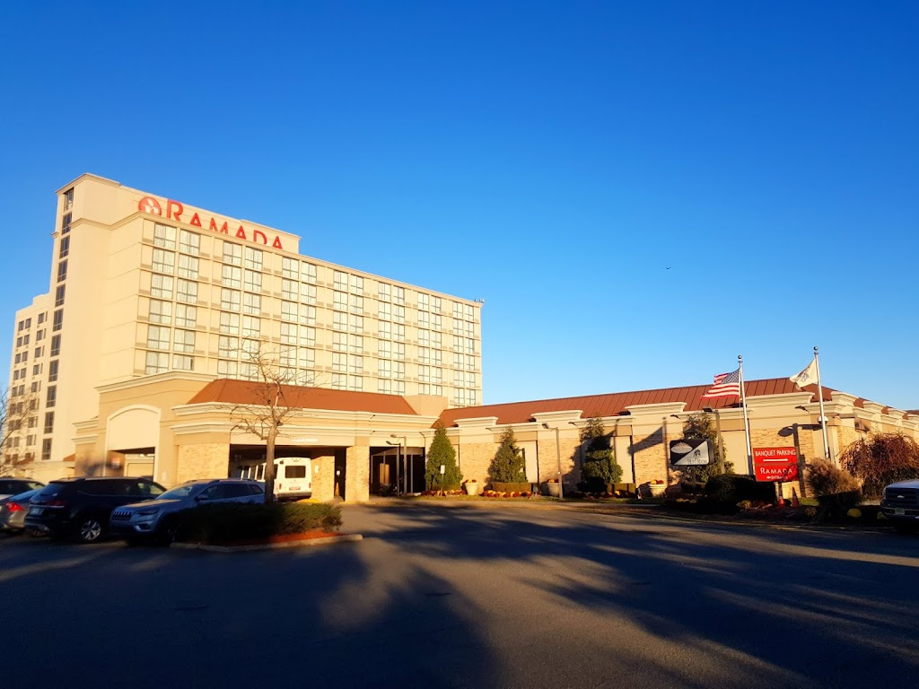 Ramada Plaza Hotel Newark International Airport