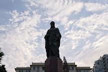 Monument to Nizami Ganjavi, Baku, Azerbaijan