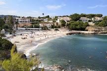Playa de La Fustera, Benissa, Spain