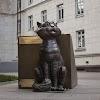 Памятник Олегу Табакову на фото Саратова
