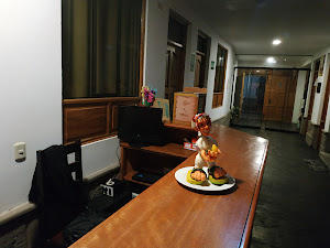 Restaurante Hurka, (Hotel Arcoiris) 3