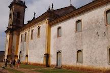 Sao Francisco de Paula church, Ouro Preto, Brazil