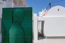 The Big White Gallery, Mykonos Town, Greece