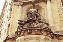 Fontaine Cuvier, Paris, France