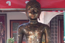 Wat Chan Charoensuk, Samut Songkhram, Thailand