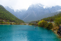 Yulong (Jade Dragon) Mountain, Yulong County, China