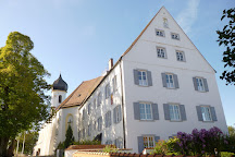 Wallfahrtskirche Maria Himmelfahrt, Hohenpeissenberg, Germany