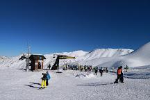 Davraz Kayak Merkezi, Isparta, Turkey