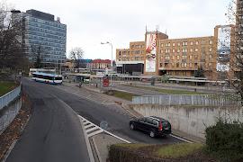 Автобусная станция   Ostrava   VítkoviceMírové