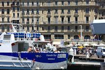 Office de Tourisme et des Congres de Marseille, Marseille, France