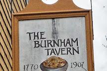 Burnham Tavern, Machias, United States