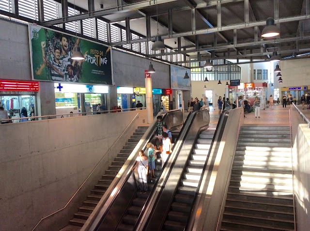 Metro-Cais do Sodré
