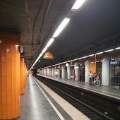 Станция  München Marienplatz