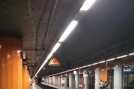 Станция  Muenchen Marienplatz
