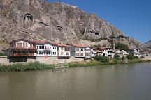 King Rock Tombs, Amasya, Turkey