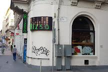 Rizsa Presszo, Budapest, Hungary