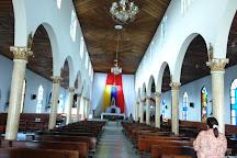 Iglesia Nuestra Senora del Carmen, Salento, Colombia
