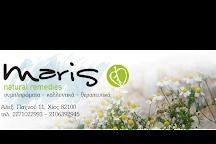 Maris Natural Remedies, Chios Town, Greece