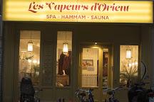 Les Vapeurs d'Orient, Paris, France