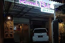 Rumah Bali Spa & Lulur, Surabaya, Indonesia