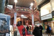 Kino Lucerna, Prague, Czech Republic