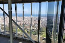 Torre de Collserola, Barcelona, Spain