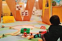 Shonandai Culture Centre Children's Museum, Fujisawa, Japan