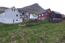 Kopakonan, Mikladalur, Faroe Islands