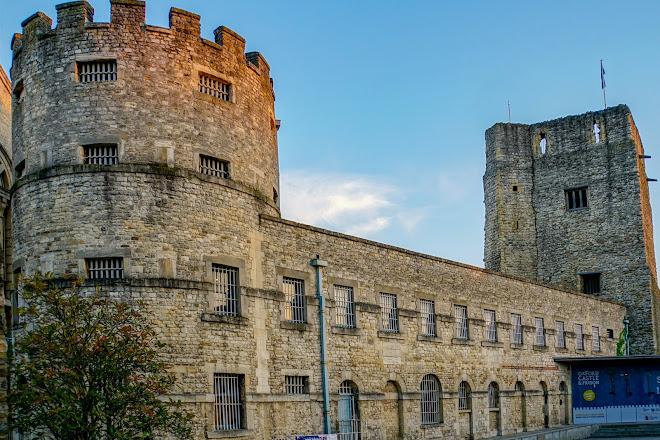 Oxford Castle & Prison, Oxford, United Kingdom