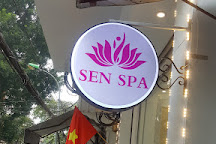 Sen Spa Pho Co, Hanoi, Vietnam