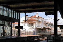 Железнодорожная станция  Aveiro