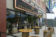 Okanagan Spirits Craft Distillery, Kelowna, Canada