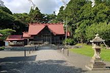 Kouzenji Temple, Matsumae-cho, Japan