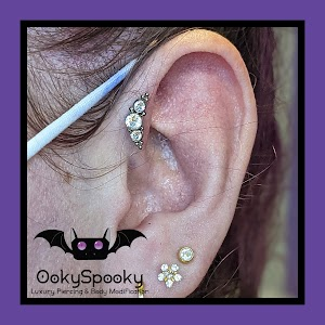 OokySpooky Luxury Piercing and Mods