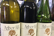 Arbor Hill Grapery & Winery, Naples, United States