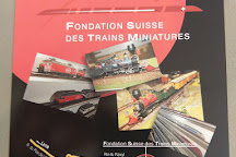 Fondation Suisse des Trains Miniatures, Crans-Montana, Switzerland