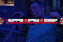 Room Escape Adventures (Atrapado en un Cuarto con un Zombie), Madrid, Spain
