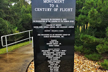 The Monument to a Century of Flight, Kitty Hawk, United States