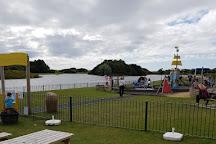 Fairhaven Lake, Lytham St Anne's, United Kingdom