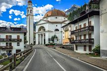 Chiesa Parrocchiale di San Lucano Vescovo, Auronzo di Cadore, Italy