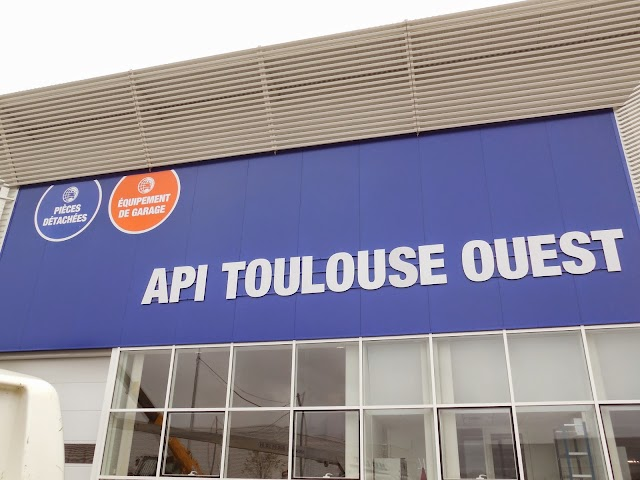 API TOULOUSE Ouest